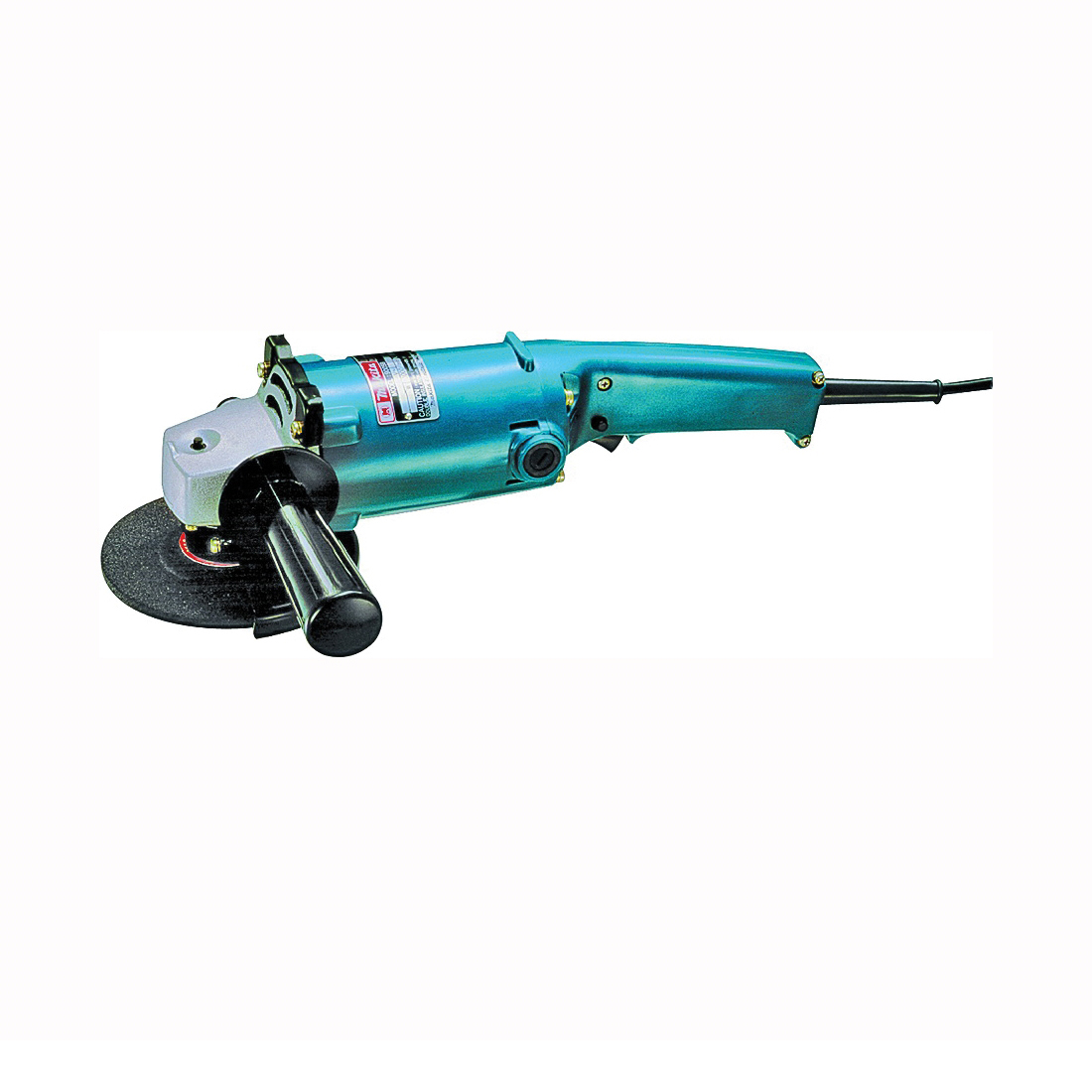 Picture of Makita 9005B Angle Grinder, 120 V, 9 A, 5 in Dia Wheel, 12000 rpm Speed
