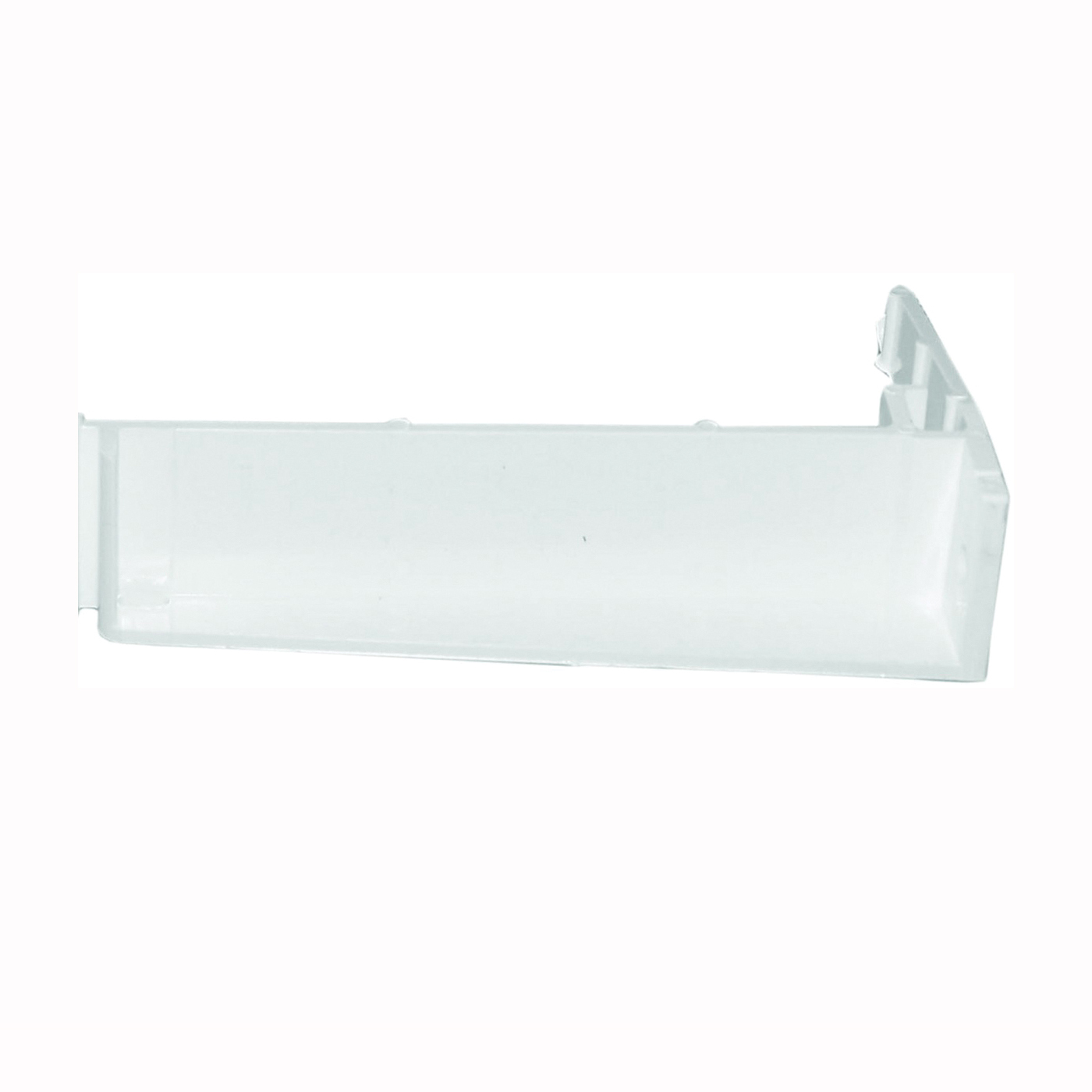Picture of GENOVA AW106 Gutter Bracket, Polyolefin, White