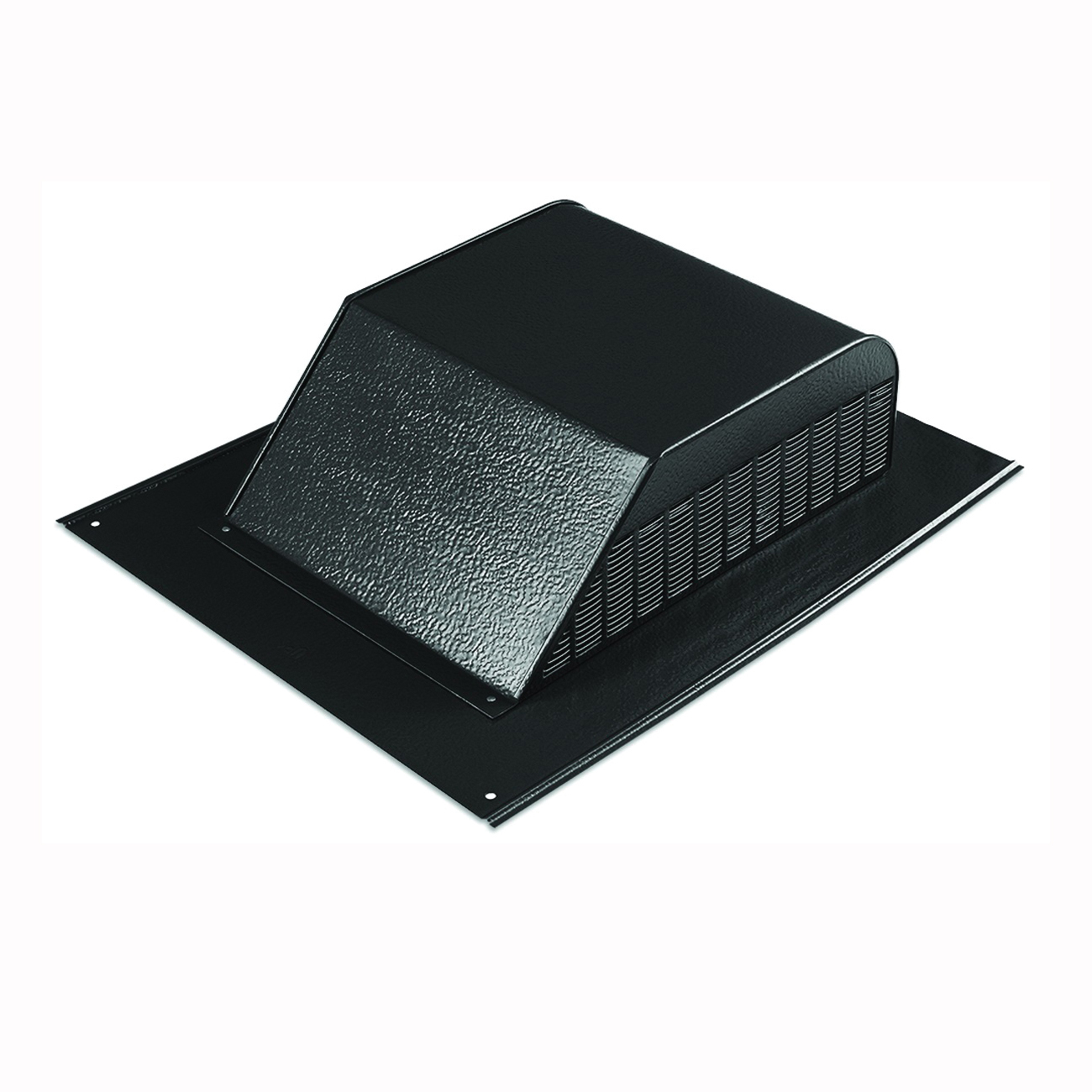 Picture of Master Flow SSB960ABL Roof Louver, 18 in L, 20-1/2 in W, Aluminum, Black