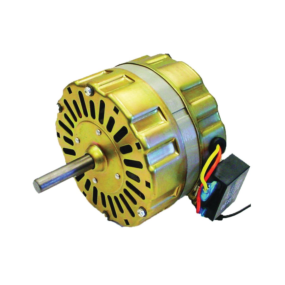 Picture of Master Flow PVM105/110 Replacement Motor, For: MasterFlow Power Attic Vent Models