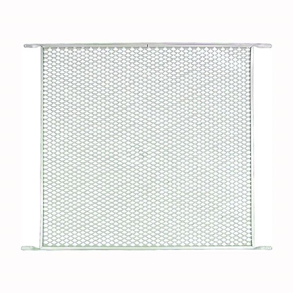 Picture of M-D 33605 Patio Grill, 30-1/4 in W, 36 in H, Aluminum, Satin Aluminum