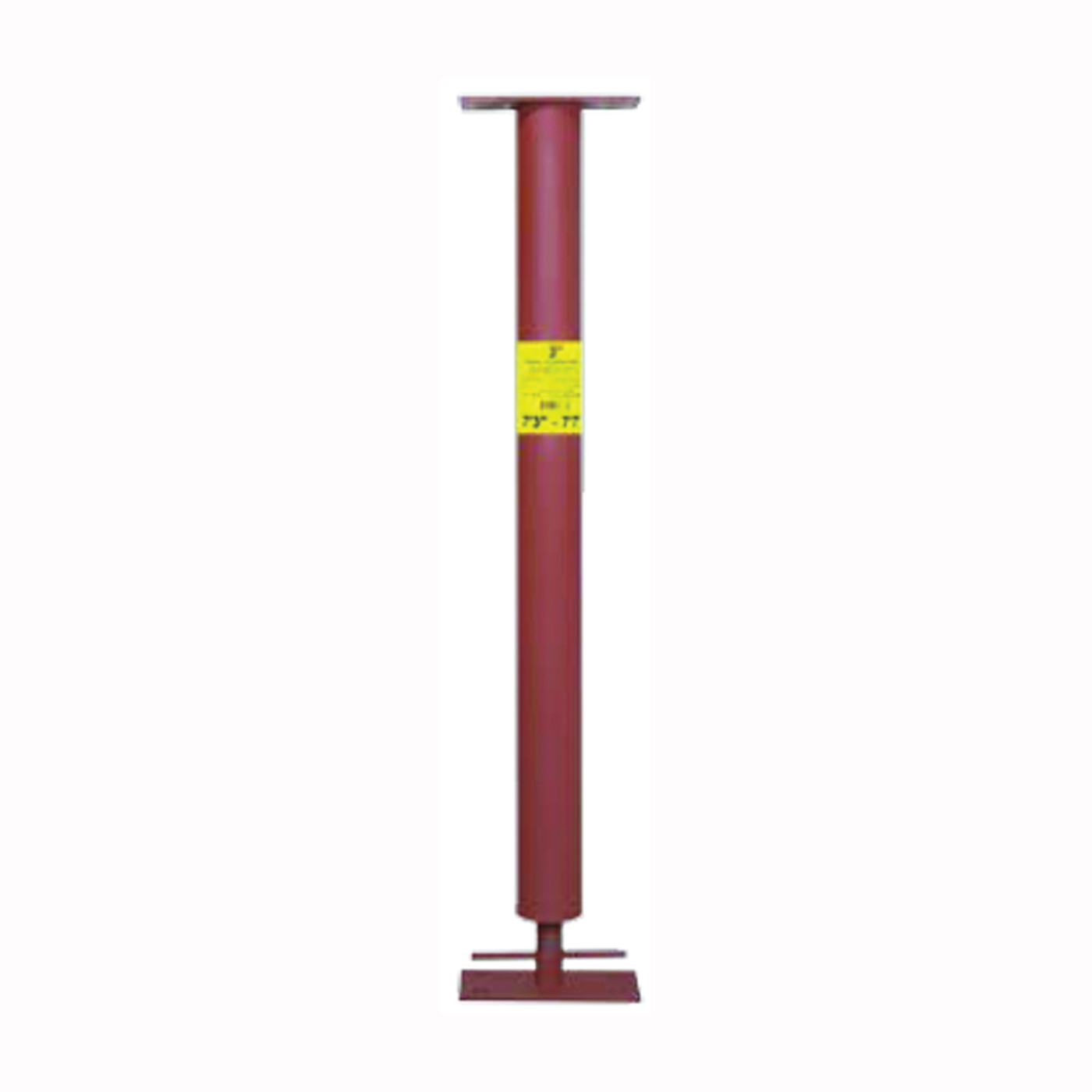 Picture of MARSHALL STAMPING Extend-O-Column AC369/3691 Round Column, 6 ft 9 in to 7 ft 1 in