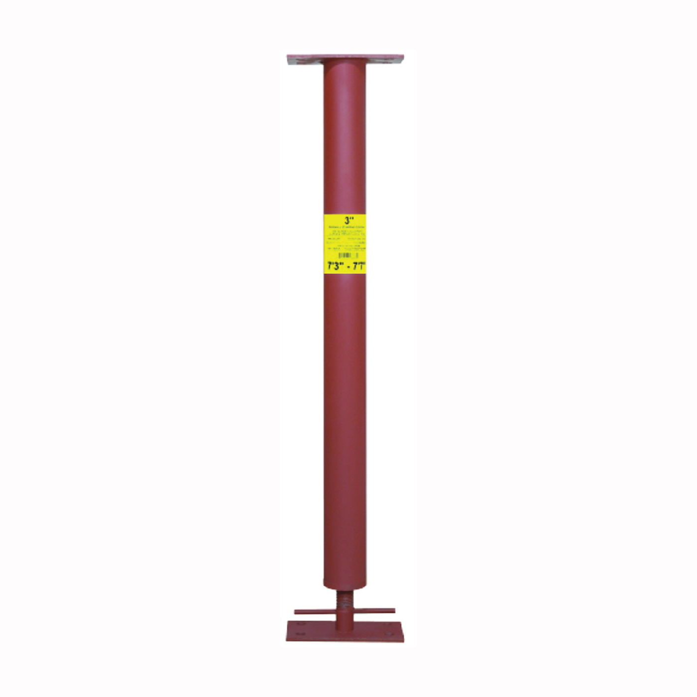 Picture of MARSHALL STAMPING Extend-O-Column AC376/3760 Round Column, 7 ft 6 in to 7 ft 10 in