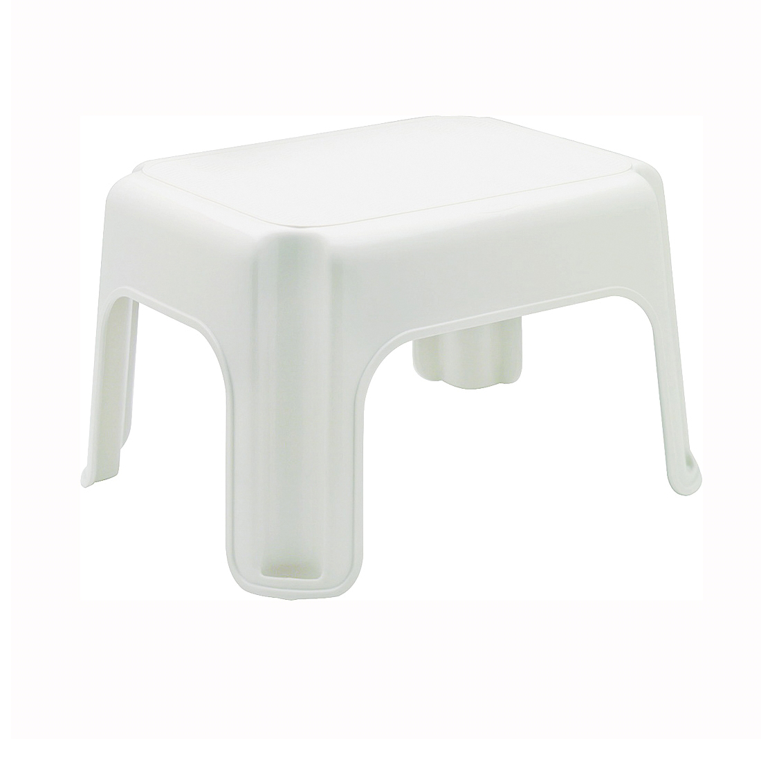 Picture of Rubbermaid FG420087BISQUE Utility Step Stool, 9-1/4 in H, Bisque