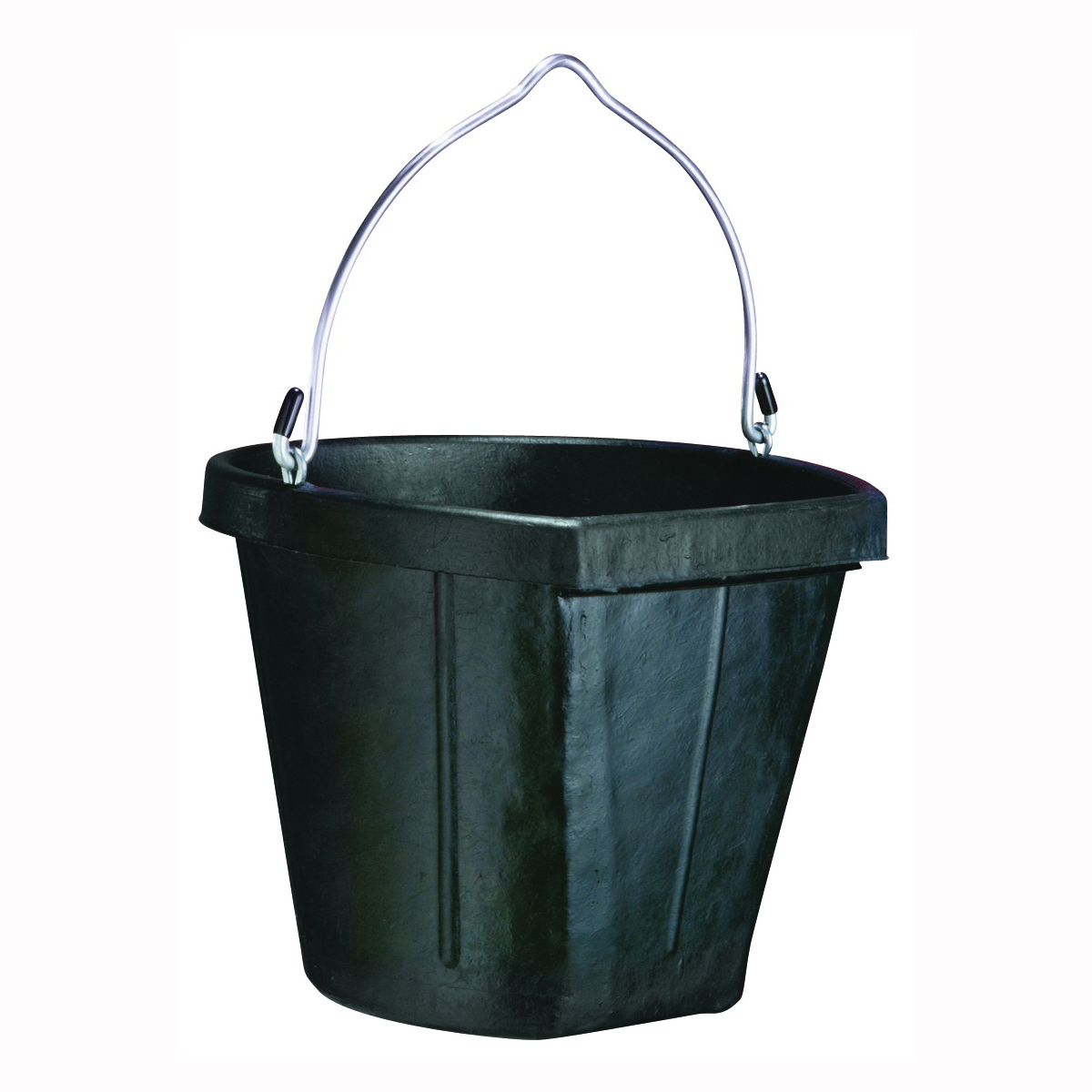Picture of FORTEX-FORTIFLEX B600-18 Bucket, Fortalloy Rubber/HDPE, Black
