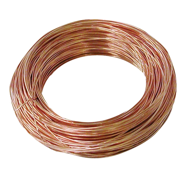 Picture of HILLMAN 50164 Utility Wire, 100 ft L, 24 Gauge, Copper
