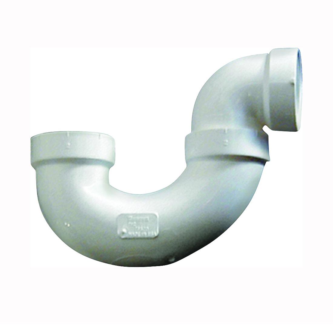 Picture of GENOVA 700 Series 78520 P-Trap, 2 in, PVC, SCH 40 Schedule