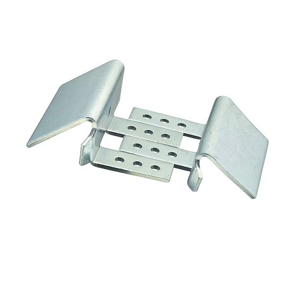 Picture of National Hardware 322 Series 131565 Door Guide, Steel, Zinc
