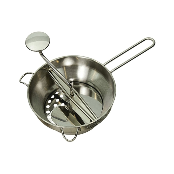 Picture of Granite Ware F0722-4 Food Mill, 2 qt Capacity, Stainless Steel
