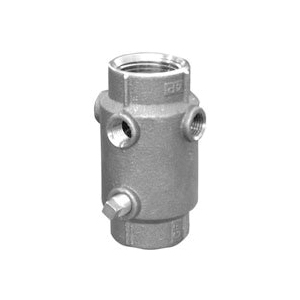 Picture of Simmons 601SB Check Valve, 1 in, FPT, 400 psi Pressure, Silicone Bronze Body