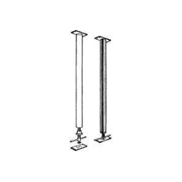 Picture of MARSHALL STAMPING Extend-O-Column AC363/3637 Round Column, 6 ft 3 in to 6 ft 7 in