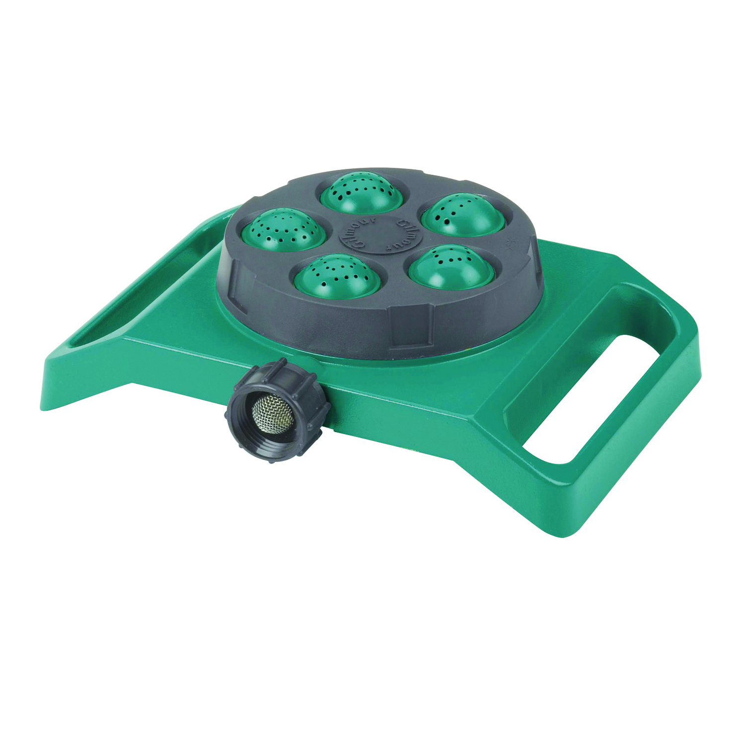 Picture of Gilmour 817753-1001 Pulsating Sprinkler, Circle, Long Strip, Square, Rectangle, Polymer