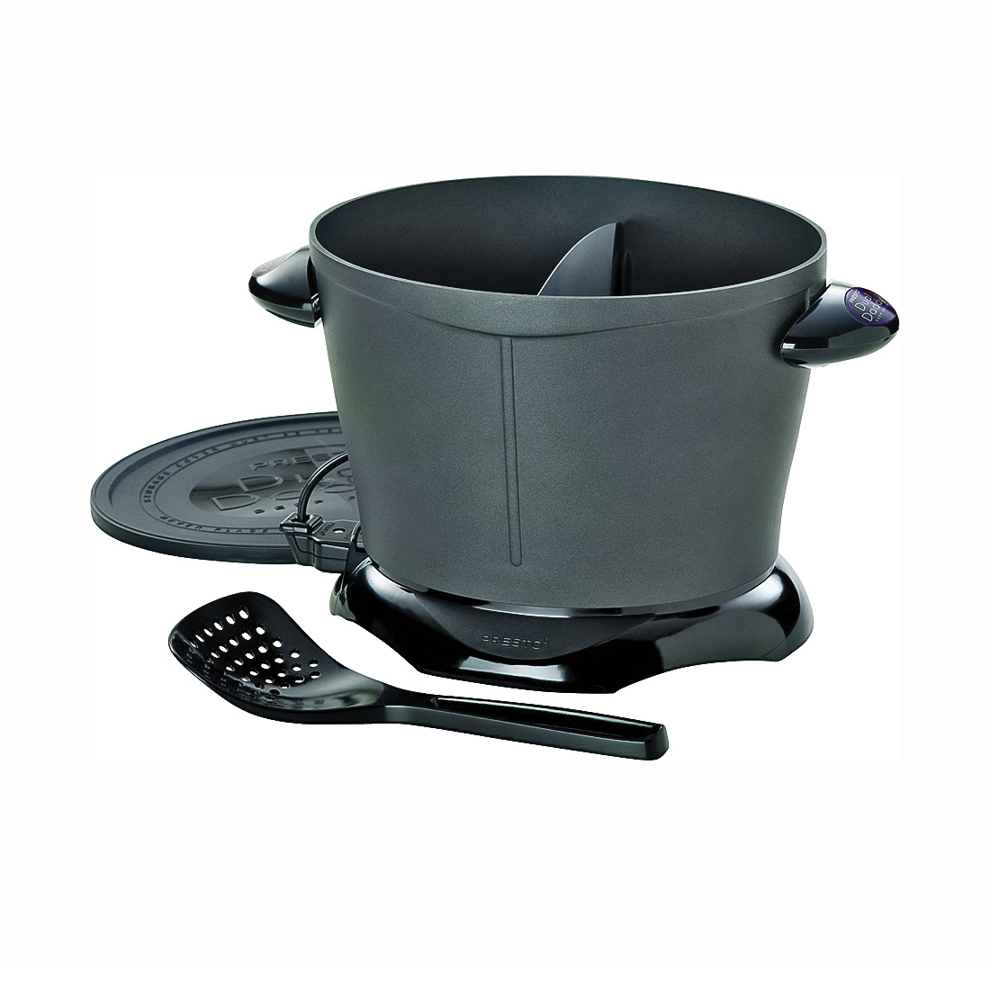 Picture of Presto DualDaddy 05450 Electric Deep Fryer