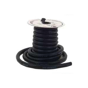 Picture of Thermoid 24078 Fuel Line Hose, 25 ft L, NBR/PVC, Black