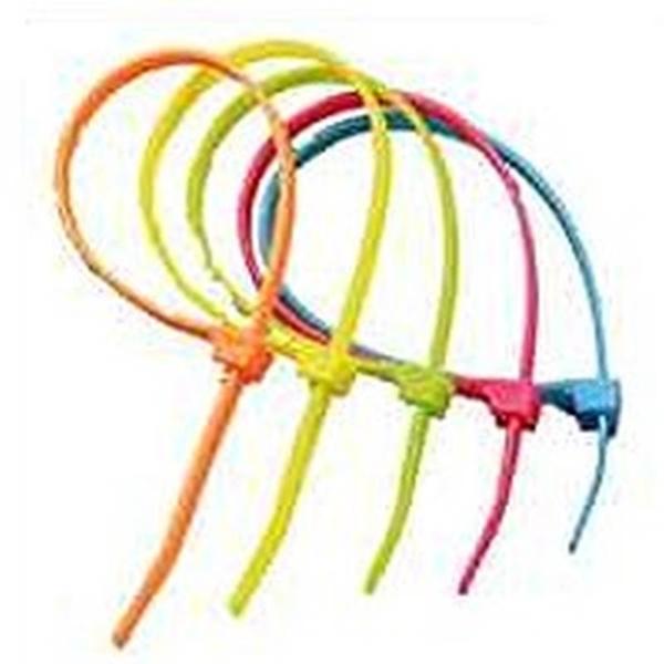 Picture of GB 45-308FST Cable Tie, Nylon, Fluorescent Neon