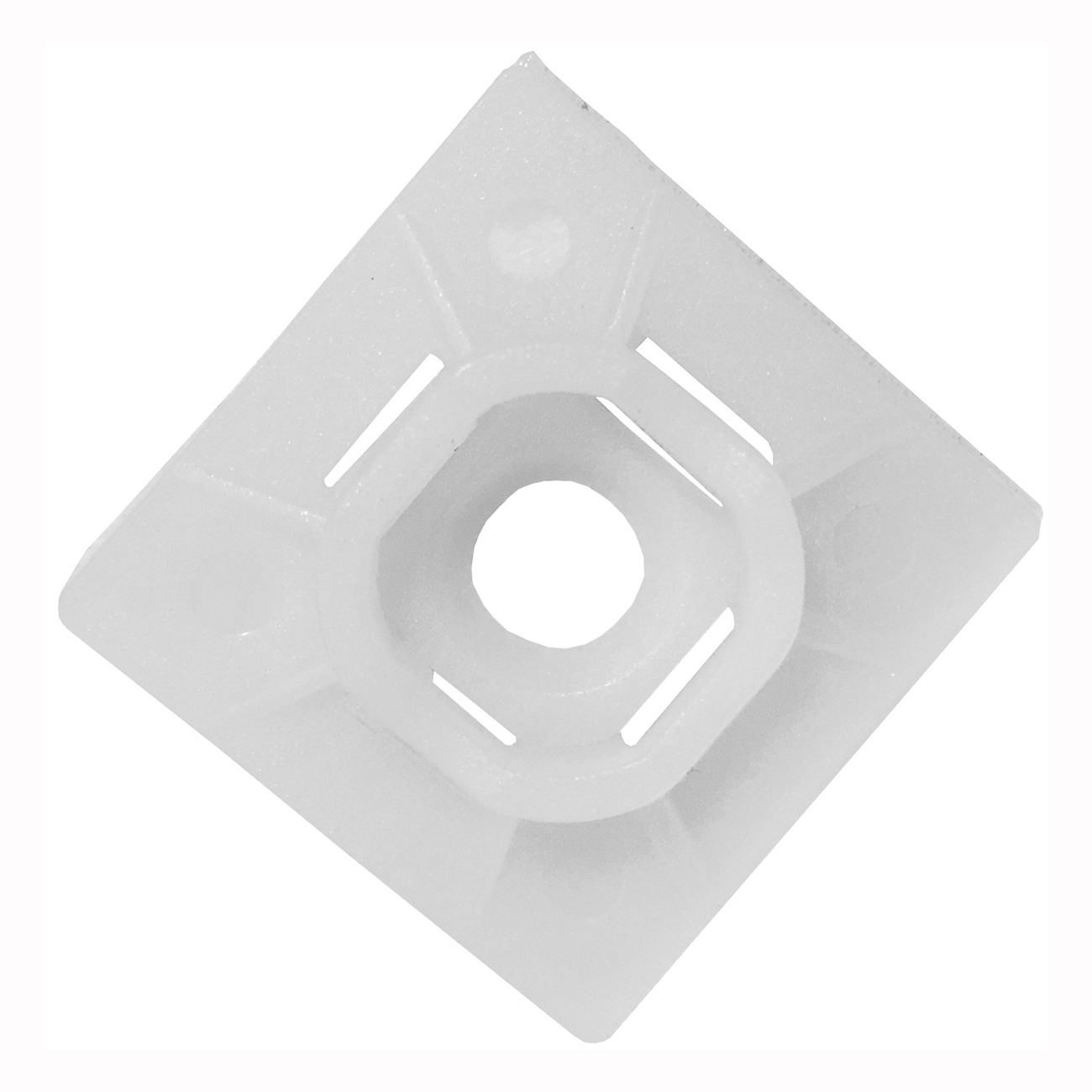 Picture of GB 45-MB Cable Tie Mounting Base, Nylon, Natural White