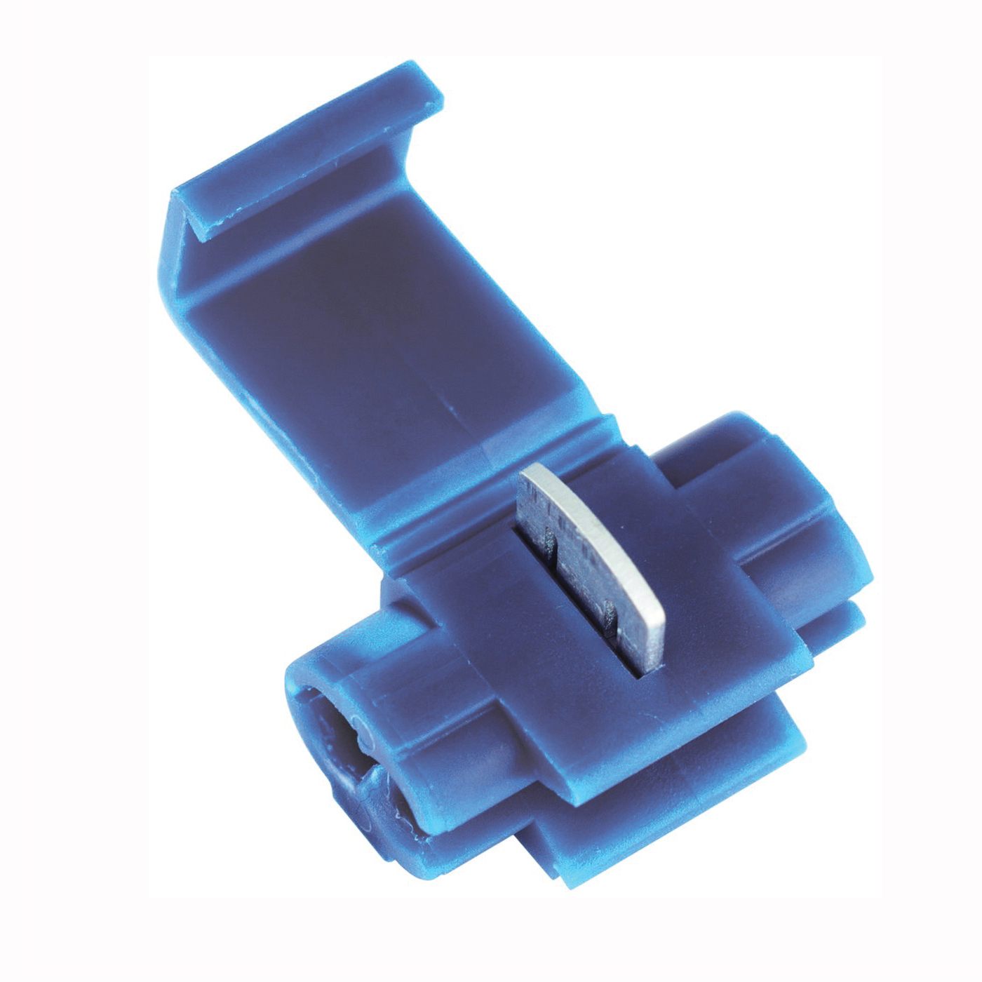 Picture of GB 10-100 Tap Splice, 16 to 14 AWG Wire, Blue