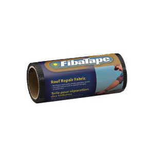 Picture of ADFORS FDW6598-U Roof Repair Fabric, 150 ft L, 6 in W, Black