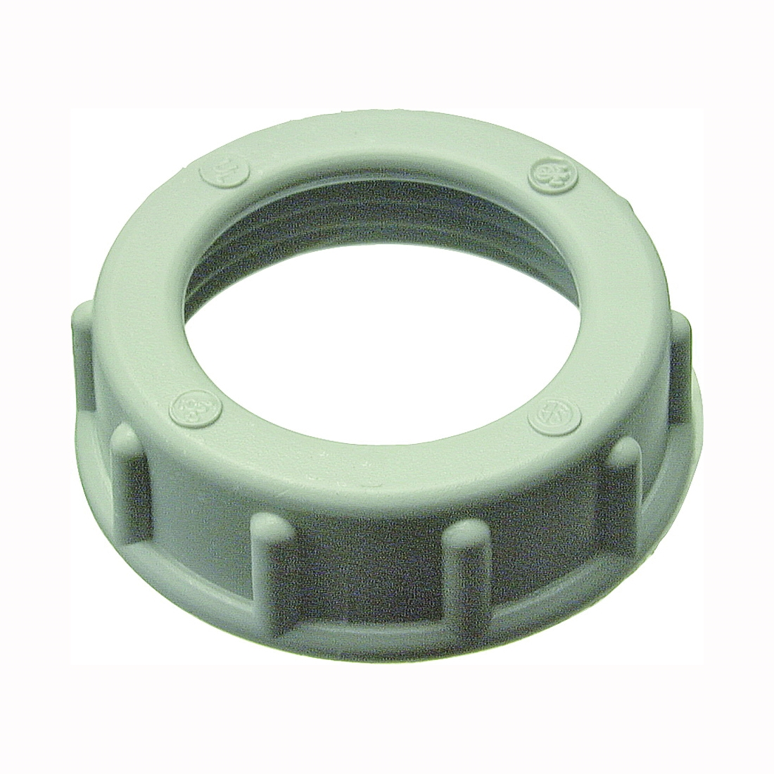 Picture of Halex 75205B Conduit Bushing, 1/2 in Trade, Thermoplastic