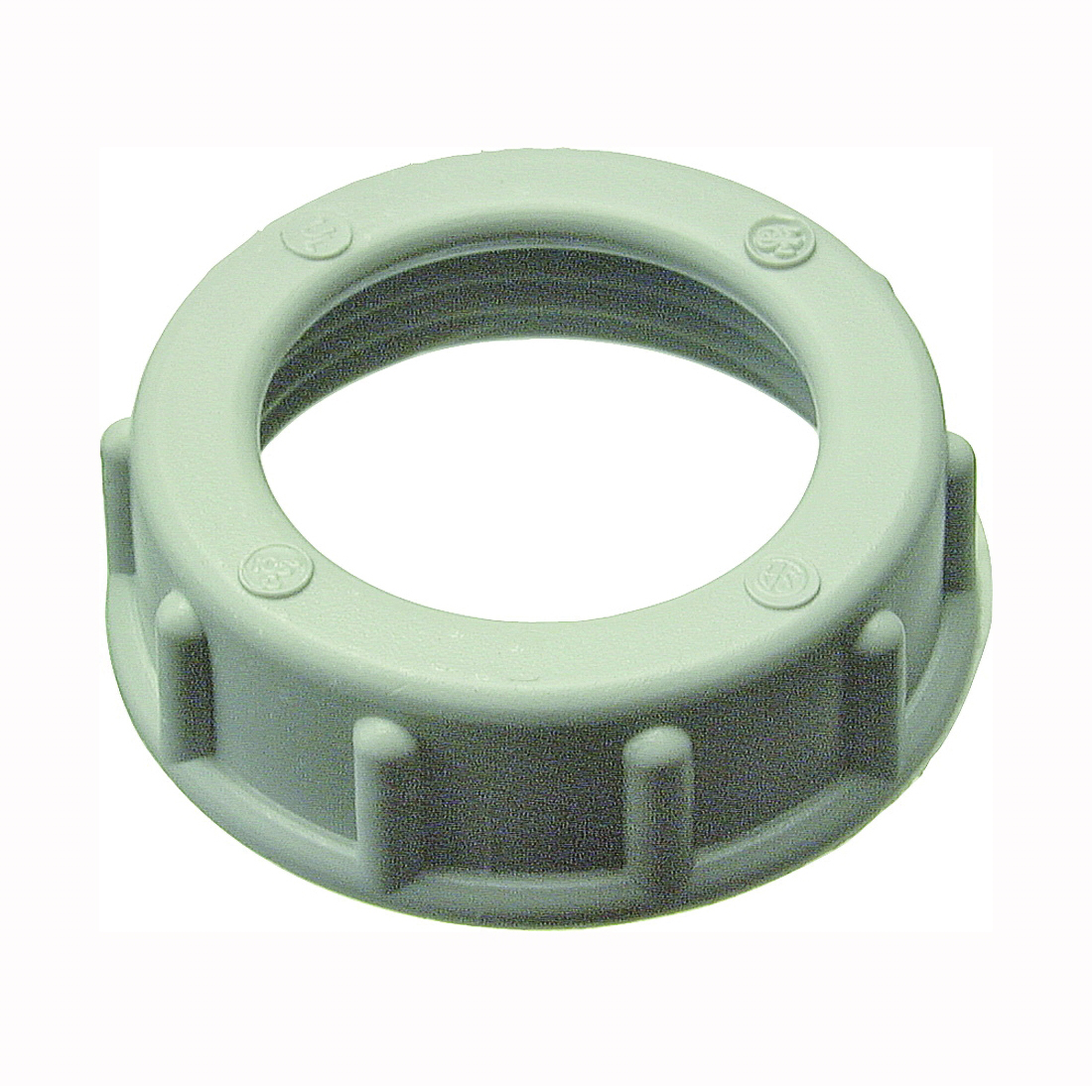 Picture of Halex 75207B Conduit Bushing, 3/4 in Trade, Thermoplastic