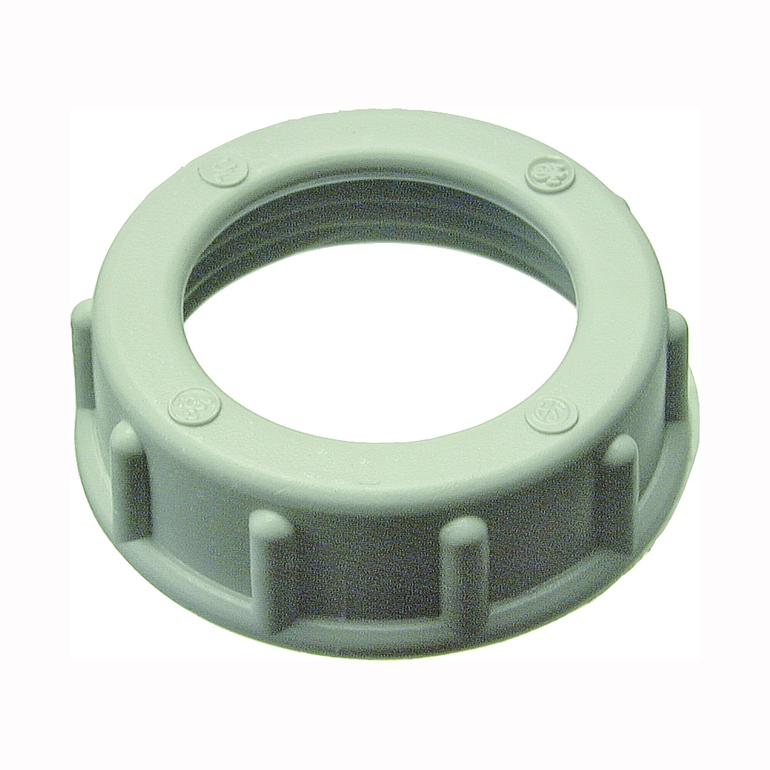 Picture of Halex 75212B Conduit Bushing, 1-1/4 in Trade, Thermoplastic