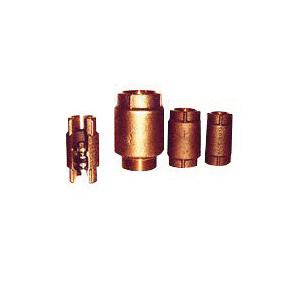 Picture of Simmons 500 SB Series 505SB Check Valve, 1-1/2 in, FPT, 400 psi Pressure, Silicone Bronze Body