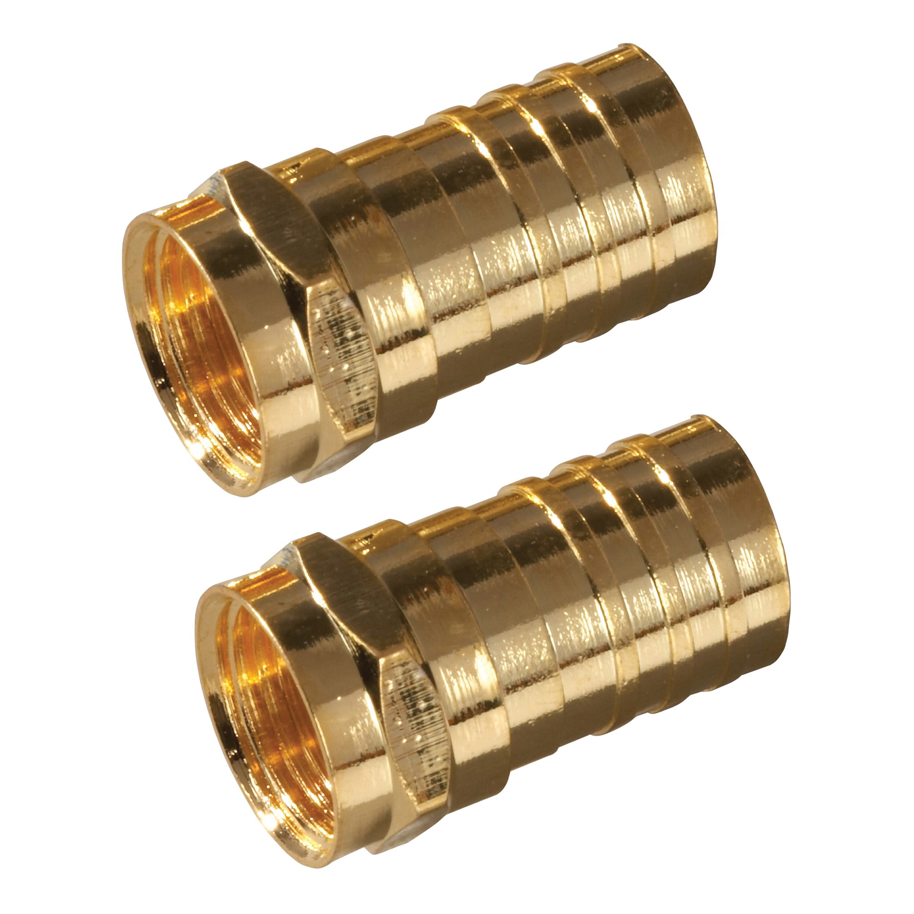 Picture of Zenith VA1002RG6CR Connector, Crimp-On Connector