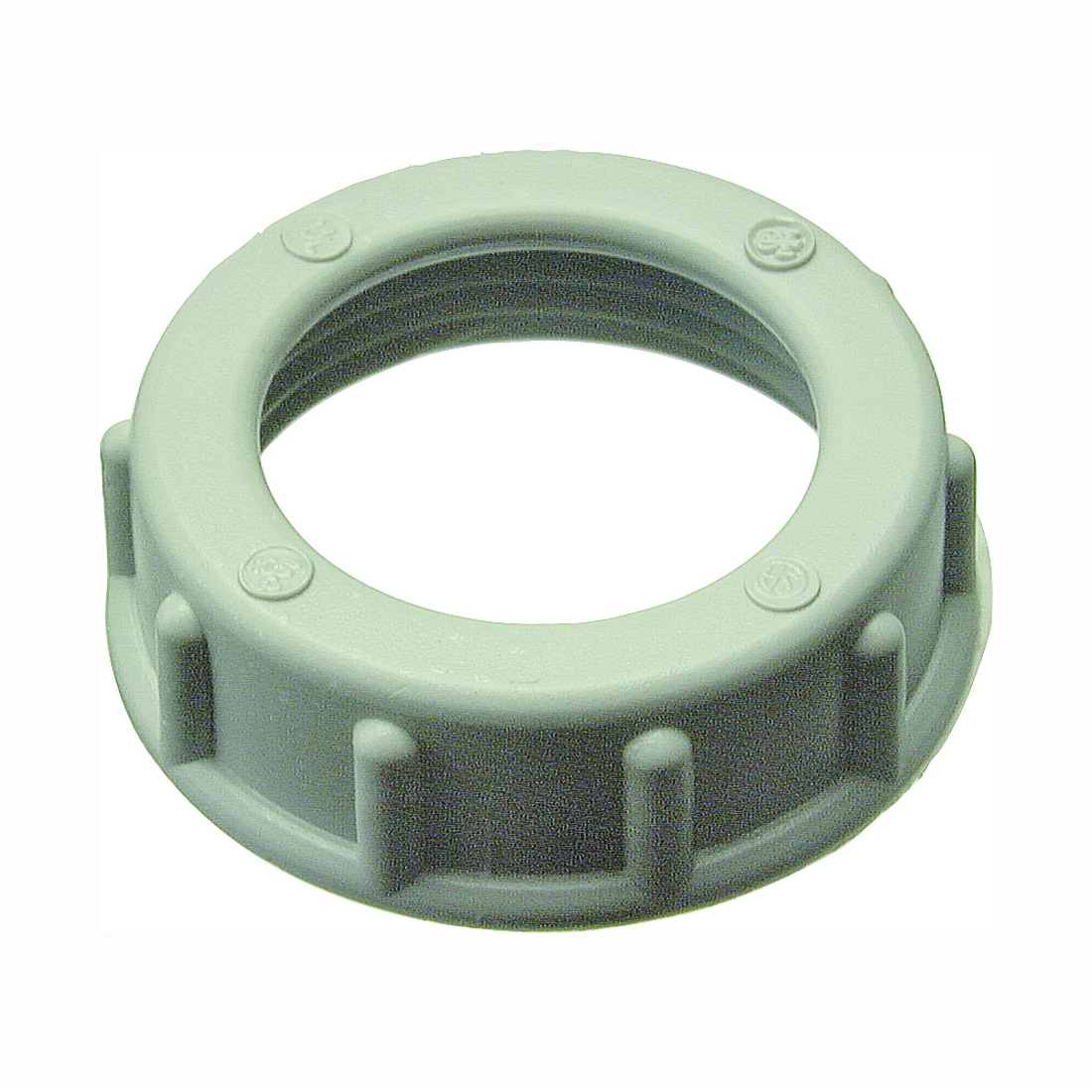 Picture of Halex 75215B Conduit Bushing, 1-1/2 in Trade, Thermoplastic