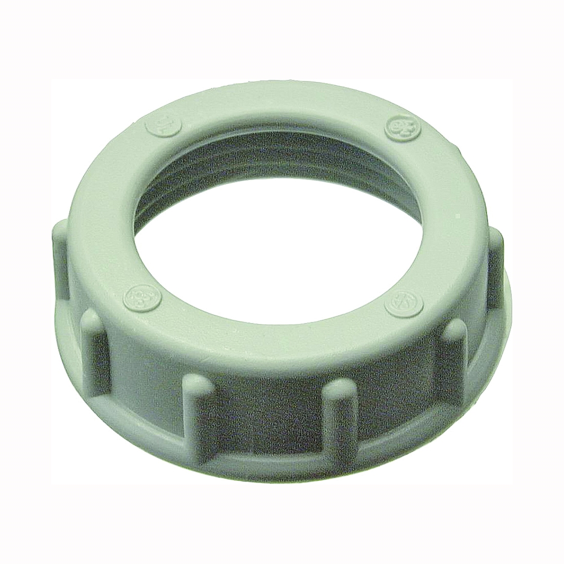 Picture of Halex 75225 Conduit Bushing, 2-1/2 in Trade, Thermoplastic
