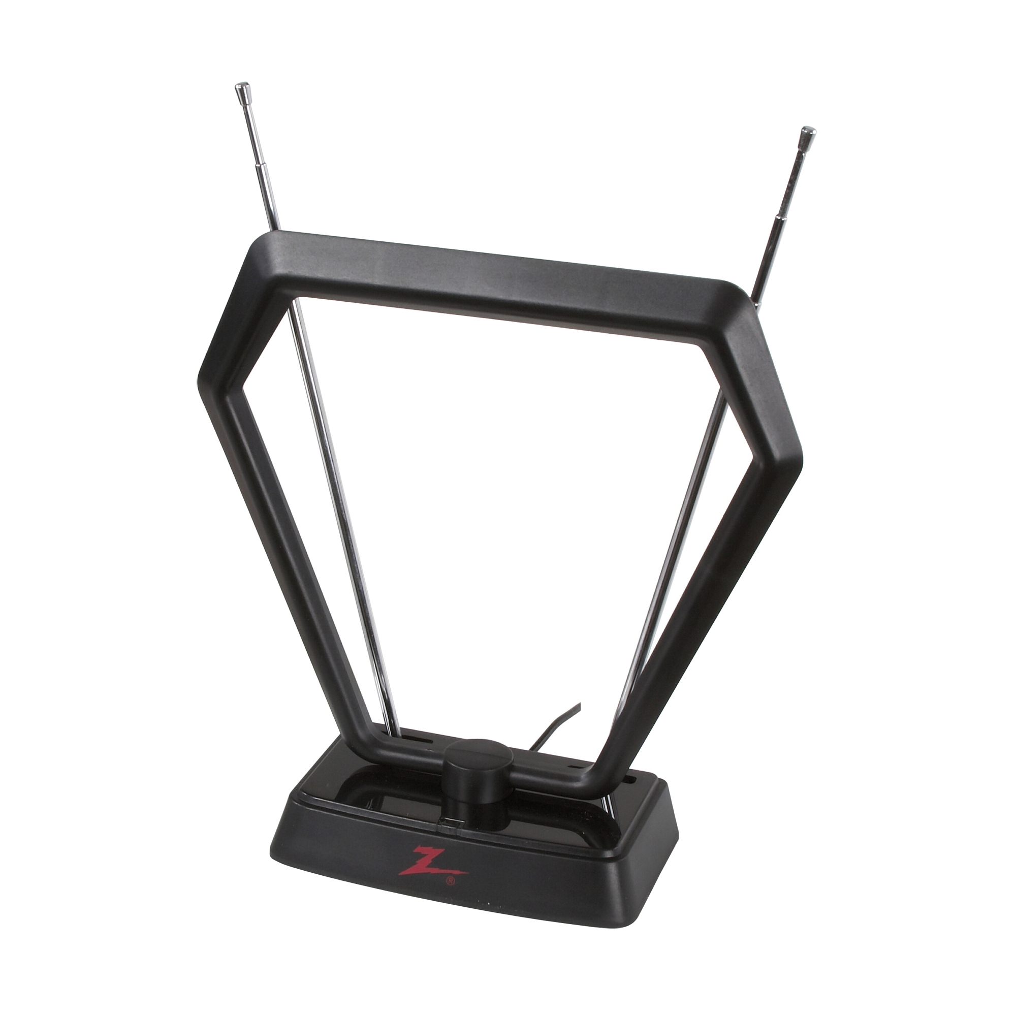 Picture of Zenith VN1ANTP2 Indoor Antenna, 47 to 230 MHz VHF/470 to 860 MHz UHF Signal Bandwidth