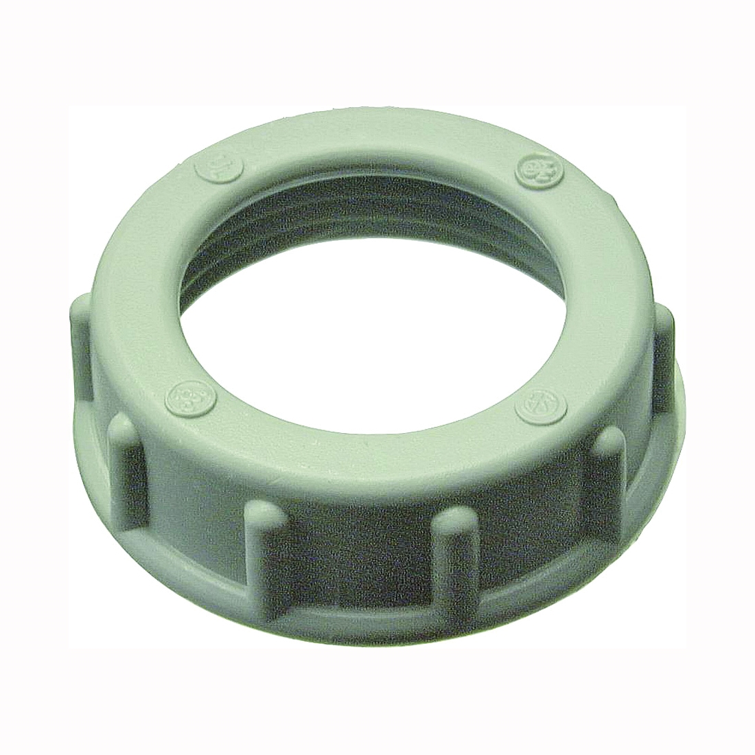 Picture of Halex 97523 Conduit Bushing, 1 in Trade, Thermoplastic