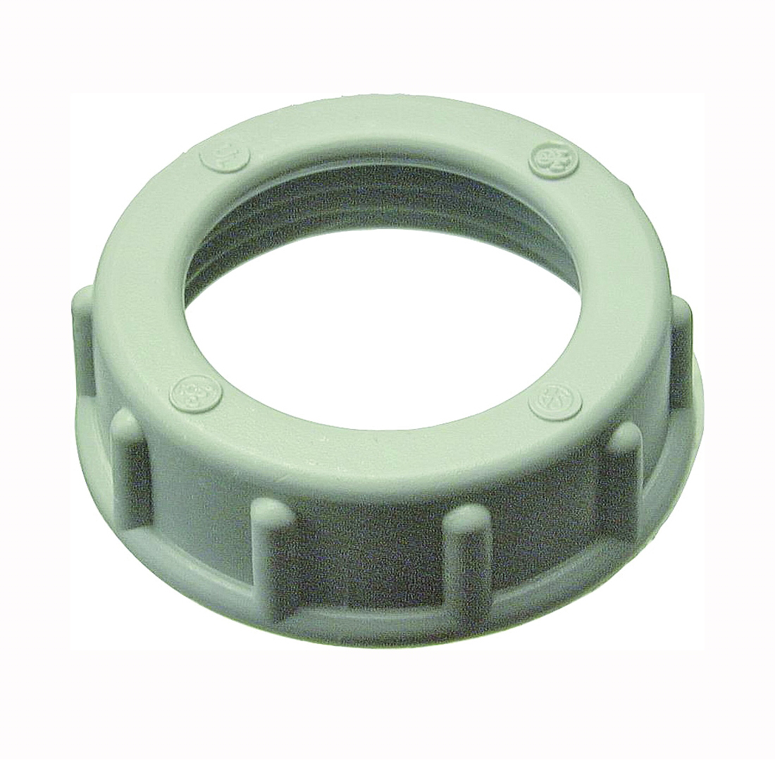 Picture of Halex 97524 Conduit Bushing, 1-1/4 in Trade, Thermoplastic