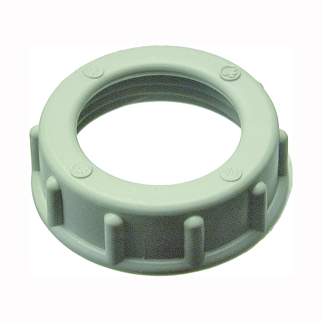 Picture of Halex 97525 Conduit Bushing, 1-1/2 in Trade, Thermoplastic