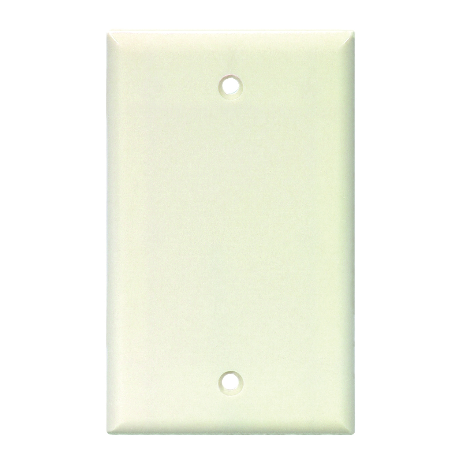Picture of Arrow Hart 2129 Series 2129W-BOX Wallplate, 1-Gang, Polycarbonate, White