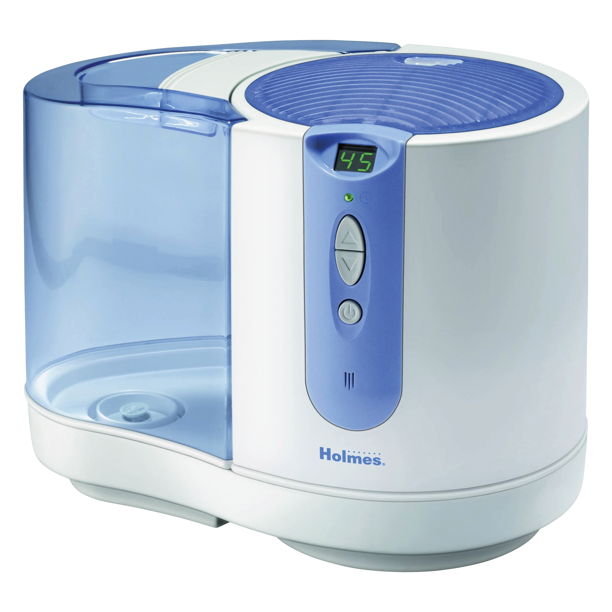 Picture of HOLMES HM1865-U Cool Mist Humidifier, 120 VAC, 1.5 gal Tank, Digital Control