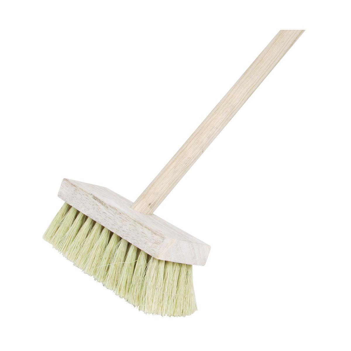 Picture of DQB 11946 Roof Brush, 2 in L Trim, White Bristle