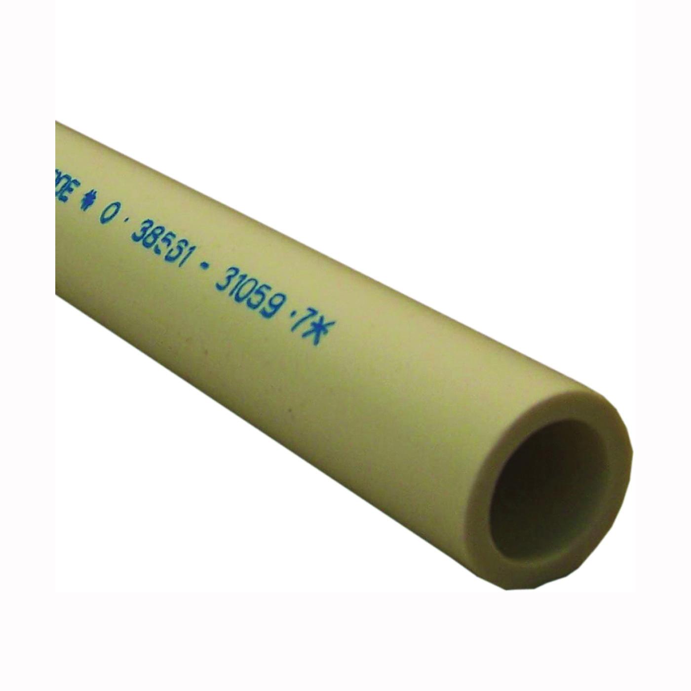 Picture of GENOVA 300 Series 310057 Pressure Pipe Plain, 10 ft L, Plain, SCH 40 Schedule
