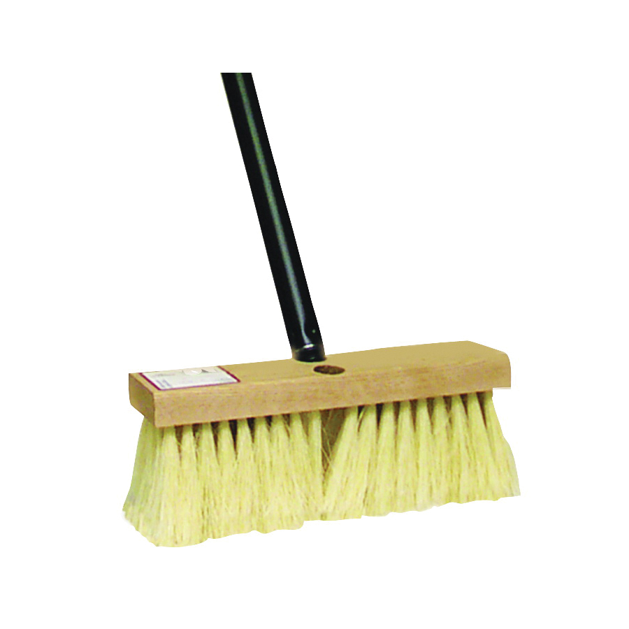Picture of DQB 11962 Roof Brush, Hardwood Head, 10 in Brush, Tampico Bristle