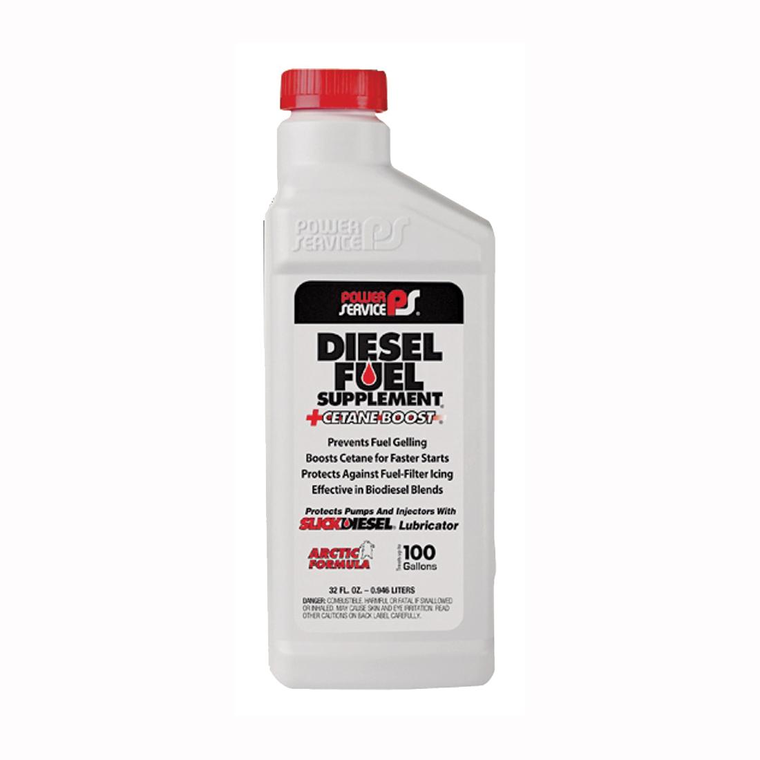 Picture of Warren PS1025 Diesel Fuel Supplement, 1 qt Package