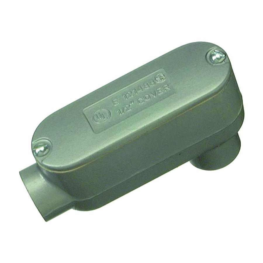 Picture of Halex 58615 Conduit Body, Threaded, Aluminum