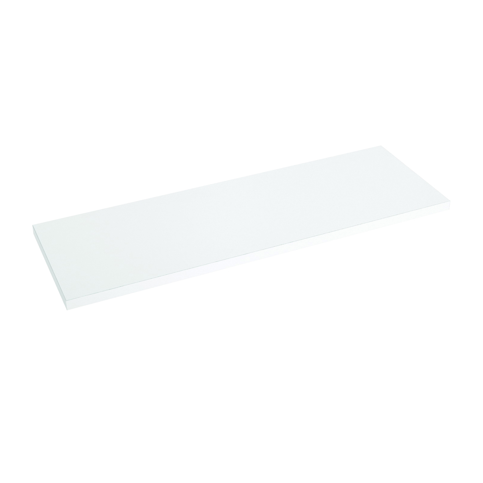 Picture of Knape & Vogt 1980 WH 12X24 Shelf Board, 200 lb, 5-Shelf, 24 in L, 12 in W, Particleboard