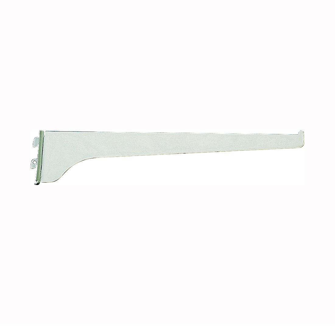 Picture of Knape & Vogt 180 WH 12 Shelf Bracket, 12 in L, Steel, Powder-Coated