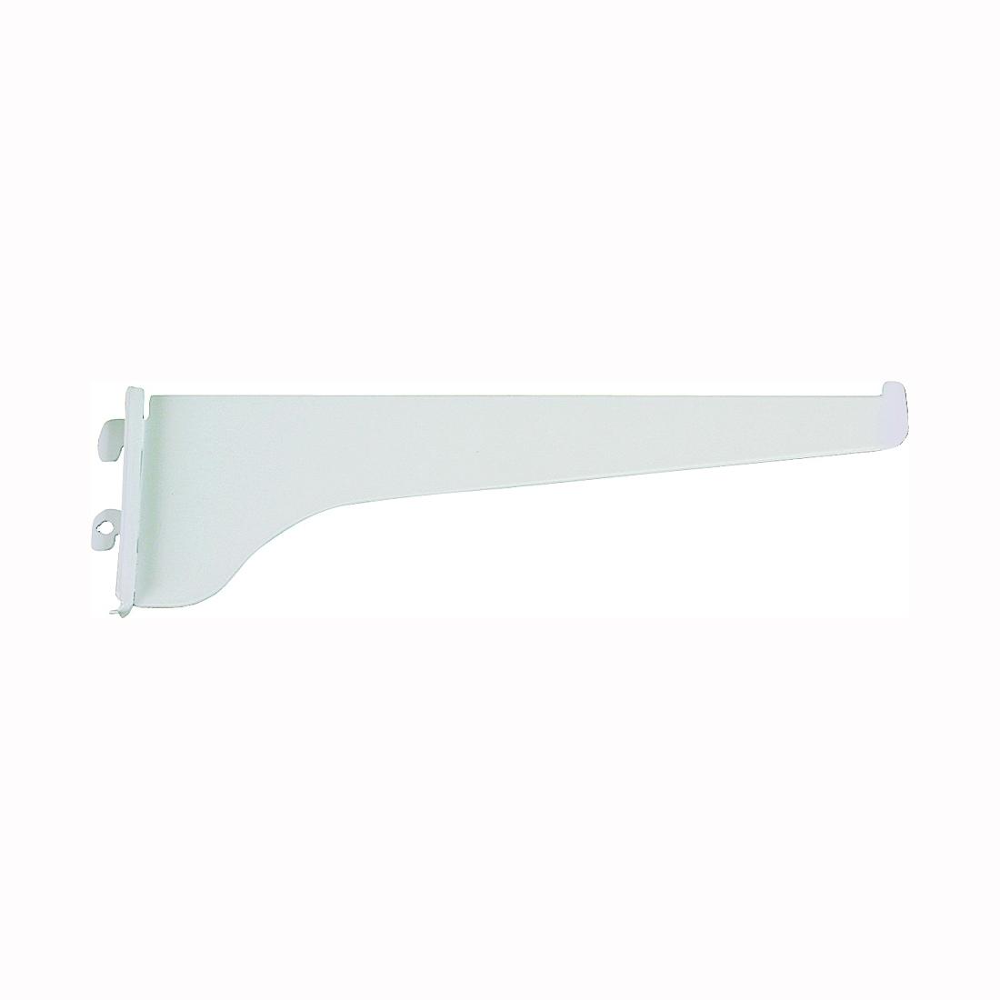 Picture of Knape & Vogt 180 WH 10 Shelf Bracket, 10 in L, Steel, Powder-Coated