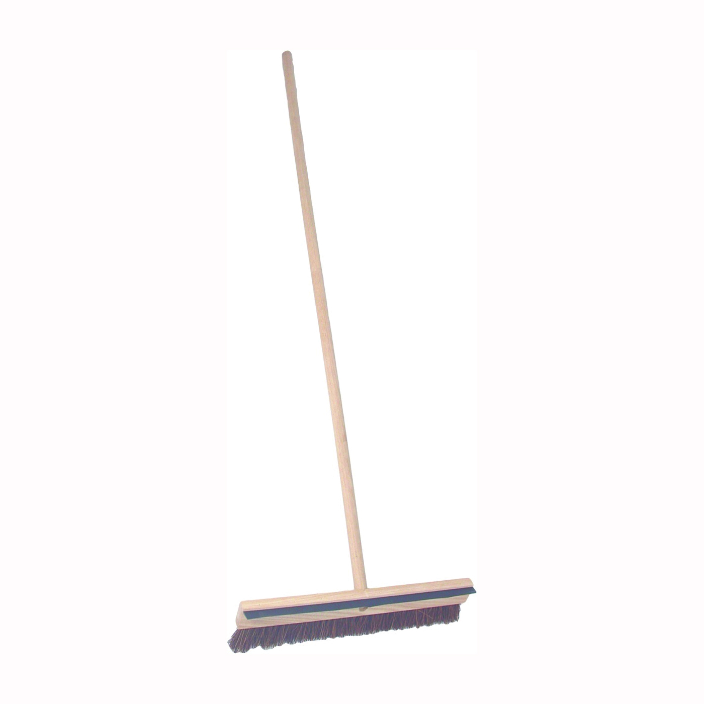 Picture of BIRDWELL 112-12 Driveway Coater, 18 in L x 2 in W x 3/4 in H Head, Hardwood Head, Palmyra Bristle, Hardwood Handle