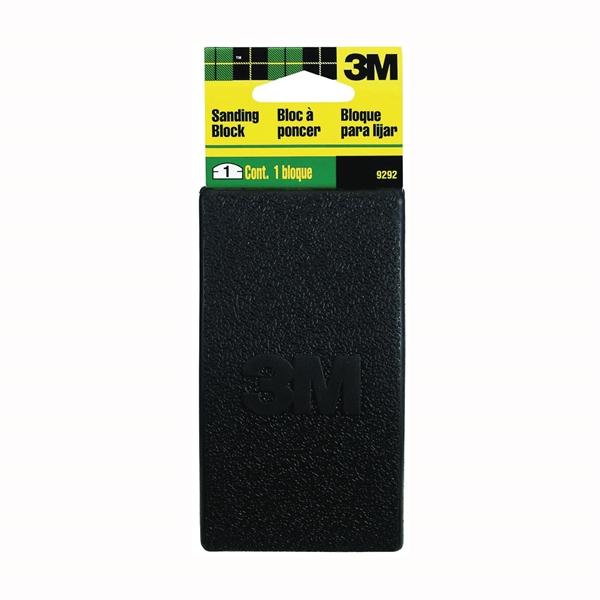 Picture of 3M 9292 Sanding Block, 5 in L, 1-1/4 in W