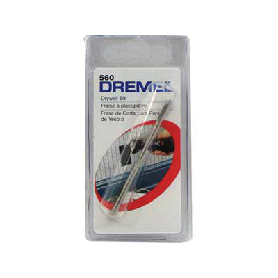 Picture of DREMEL 560 Cutting Bit, 1/8 in Dia, 1-1/2 in L, 1/8 in Dia Shank, HSS