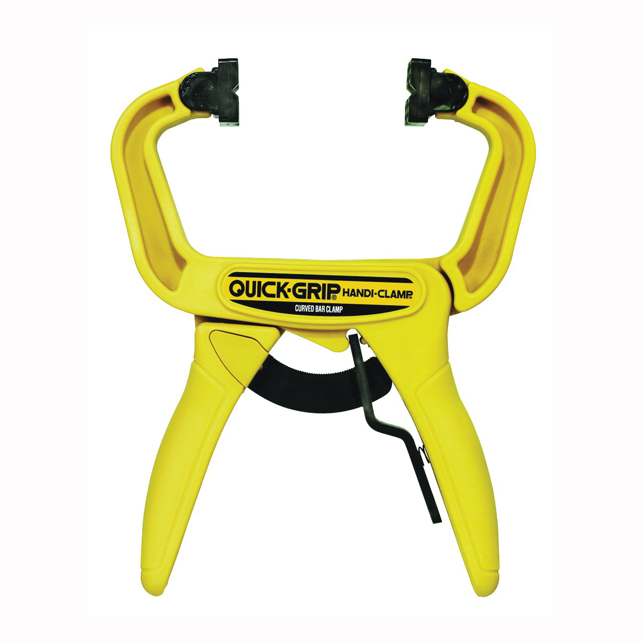Picture of IRWIN 59200CD Handi-Clamp, 75 lb Clamping, 2 in Max Opening Size, 2 in D Throat, Resin Body