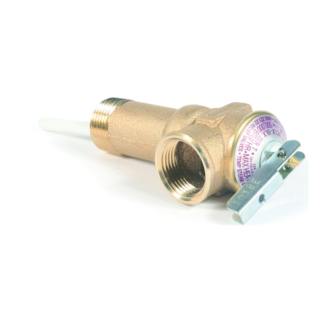 Picture of CAMCO 10493 Relief Valve, 3/4 in, Brass Body
