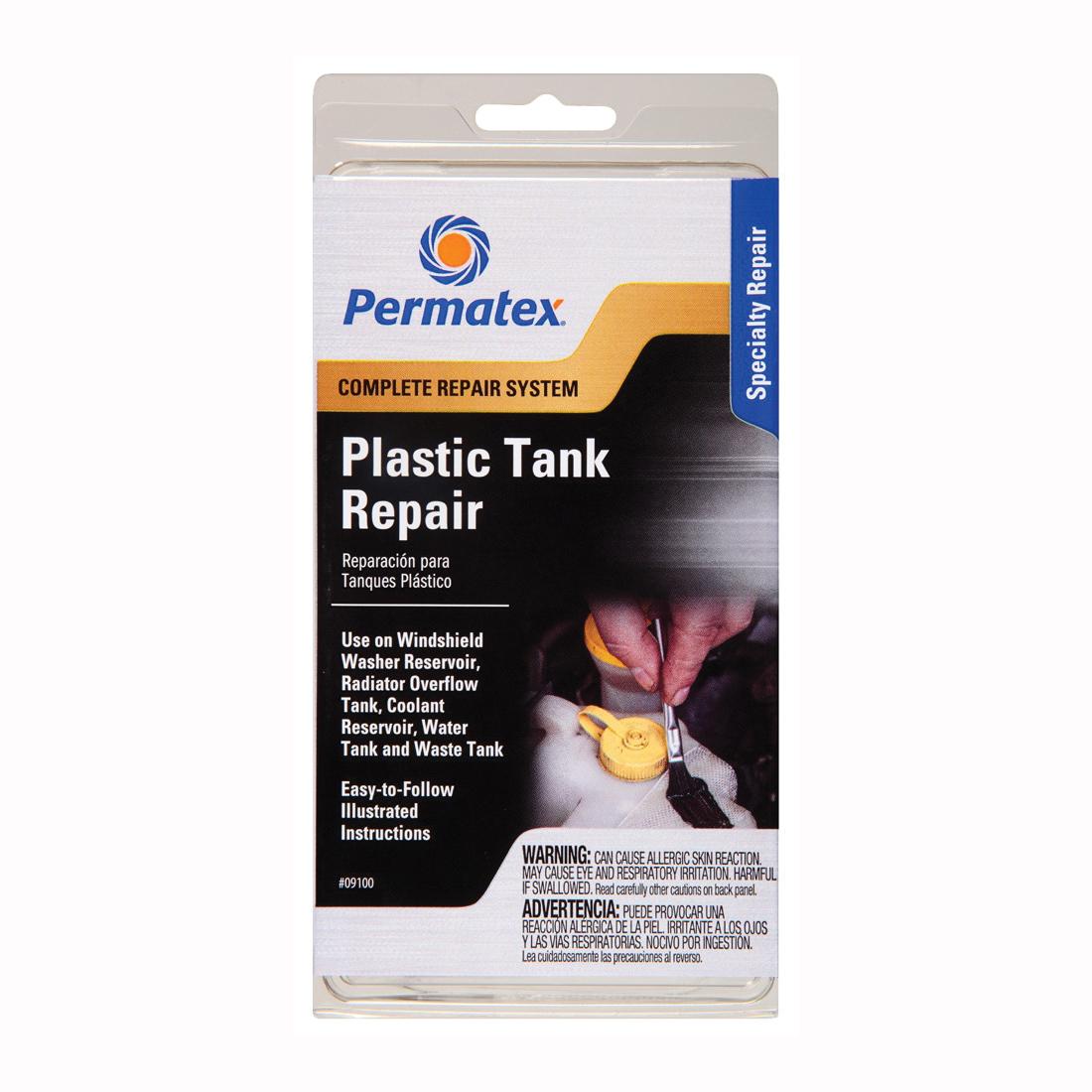 Picture of Permatex 09100 Tank Repair Kit, Liquid, Mild