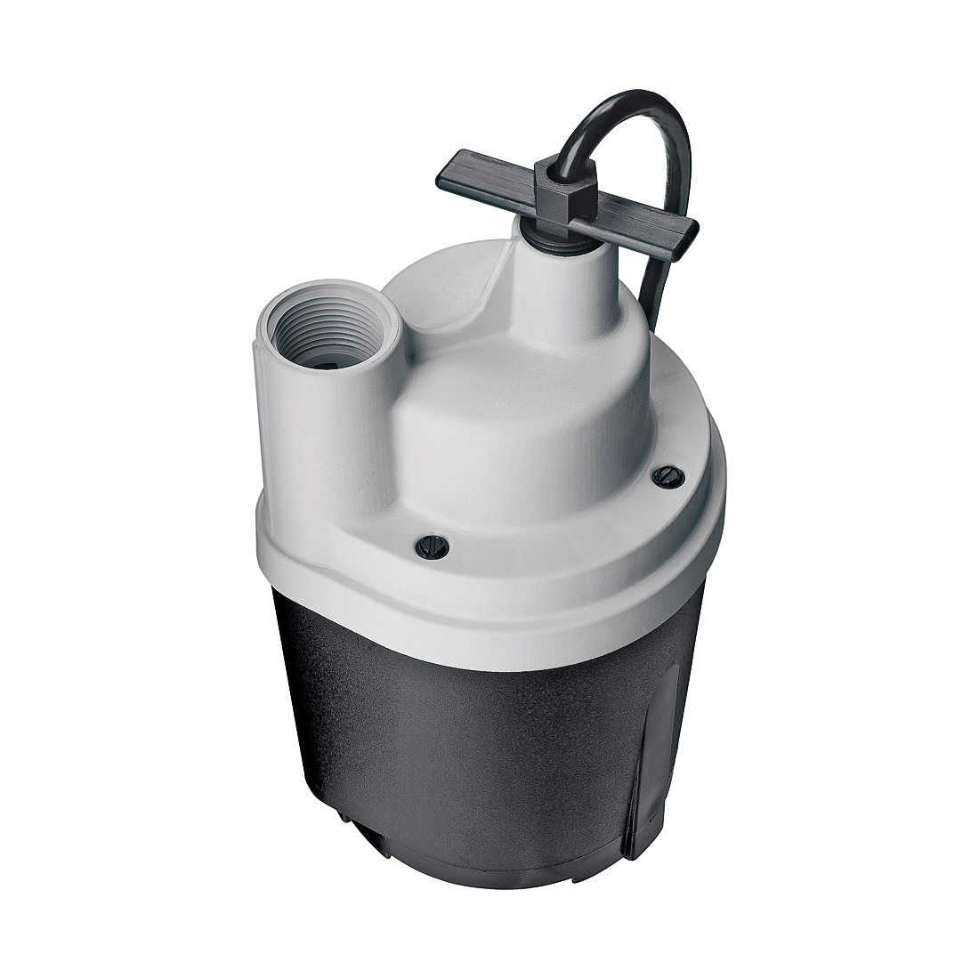 Picture of Sta-Rite Flotec IntelliPump FP0S1775A Utility Pump, 115 V, 0.25 hp, 1 in Outlet, 1790 gph, Thermoplastic
